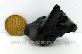 Azeviche Bruto Pedra Organica Para Esoterismo Ambar Negro Linhito Cod 59.0