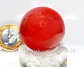 Esfera Cherry Pedra Familia Obsidiana Para Colecionador ou Esoterismo Cod 49.1