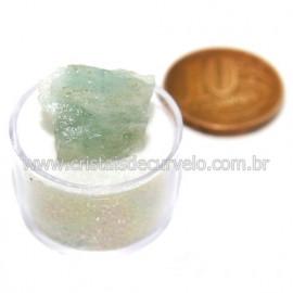 Aguas Marinhas No Estojo Berilo Natural Pedra Extra Cod 124007