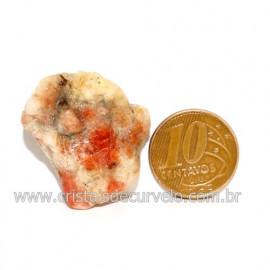 Pedra Do Sol / Goldstone Bruta Natural de Garimpo Cod 125900