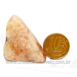 Pedra Do Sol / Goldstone Bruta Natural de Garimpo Cod 125905