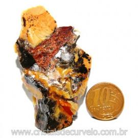 Quartzo Jiboia Bruto Ideal P/Coleçao e Esoterismo Cod 117827