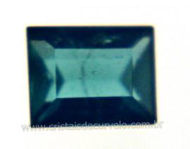 Turmalina Azul Gema Pedra Natural Para Joias Montagem Prata Ouro Cod 2.9