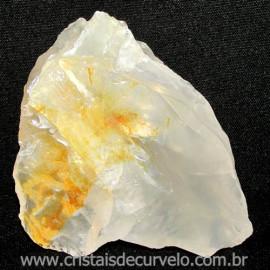 Quartzo Opalado Cristal Nevoado Pedra Natural Cod 114676