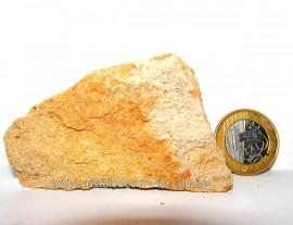Pedra Areia ou Arenito Bruto Natural Colecionador Cod PA7810