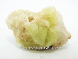 Brasilianita Pedra Bruto Natural Mineral de Garimpo Cod 56.5