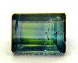 Gema Turmalina Azul Pedra Natural Montagem Joias Cod TA3940