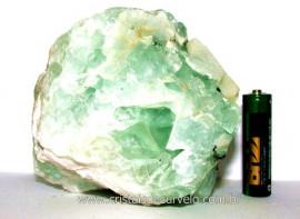 Fluorita Verde Pedra Natural Bruto Para Esoterismo Cod FV3995