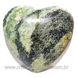 Coraçao Quartzo Brasil Ideal P Presente e Enfeite Cod 119725