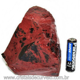 Obsidiana Mogno ou Mahogany Pedra Bruta Vulcanica Cod 115822