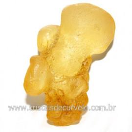 Ambar Brasileiro ou Copal Fossilizado Organico Cod 118158