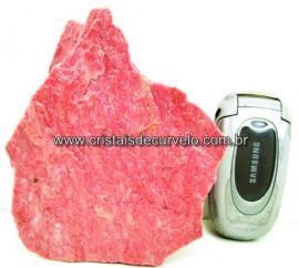 Jaspe Rosa Peruano Natural Do Peru Pedra Para Coleção e Esoterismo Cod 641.1