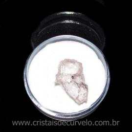 Morganita no Estojo Pedra Natural Berilo Rosa Cod 115502
