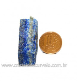 Lapis Lazuli Lazurita Bruto Natural Colecionador Cod 121552