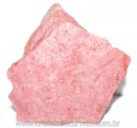 Jaspe Rosa Do Peru Pedra Bruta Natural de Garimpo Cod 114839