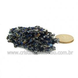 Sílicio Arco-Íris Pedra Natural Redutora de Radiação Cod 123336