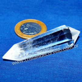 Voguel Bi Terminado Cristal 12 Faces Vogel Extra Cod 120259
