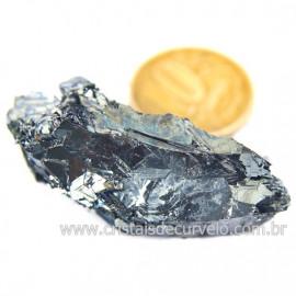 Galena Pedra Bruto Mineral Fonte Chumbo e Prata Cod 124247