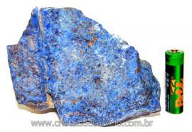 Dumortierita Azul Mineral Para Colecionador e Esoterico Pedra Natural Cod DB7659