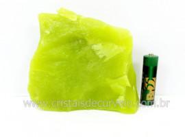 Calcedonia Verde Pedra Natural Bruto de Garimpo Para Colecionador Cod 382.1