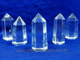 Mini Ponta Cristal Extra Curso Fitoenergetica Magia das Plantas Reff MF5072