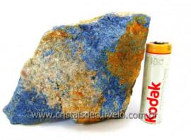 Dumortierita Azul Mineral Para Colecionador e Esoterico Pedra Natural Cod 326.5