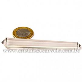 Voguel Bi Terminado Cristal Fumê 12 Faces Vogel Cod 112769