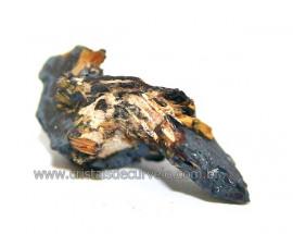 Rutilo na Matriz de Hematita Aglomerado Natural Cod 108289