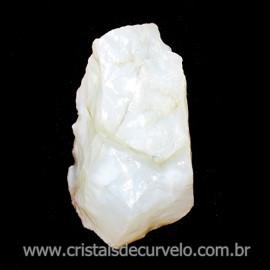 Opala Branca Pedra Genuina P/Coleçao ou Lapidaçao Cod 113854