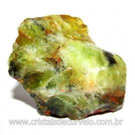Opala Verde Pedra Genuina P/Coleçao ou Lapidaçao Cod 114710