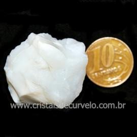 Opala Branca Pedra Genuina P/Coleçao ou Lapidaçao Cod 123815