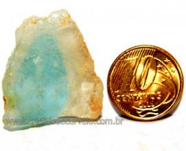 Topázio Azul Mineral Bruto Natural Pedra Extra Cod 110431