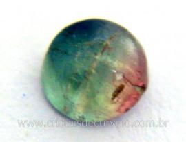 Gema Turmalina Melancia Pedra Natural de Garimpo Cod TM9519