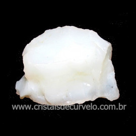 Opala Branca Pedra Genuina P/Coleçao ou Lapidaçao Cod 113861