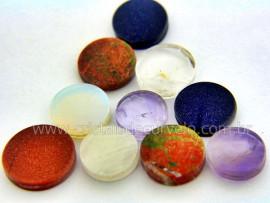 05 Disco Pedras Mistas Ranhurado Pra Montagem REFF DR6517