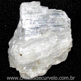 Petalita ou Castorita Pedra Comum Natural Garimpo Cod 114089