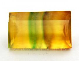 Fluorita Gema Pedra Natural Montagem Joias Finas Cod GF4596