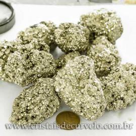 5kg Pirita Peruana Bruta natural Para lapidar ou Revenda ATACADO