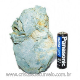 Turquesa Bruta Extra Pedra Natural Para Coleçao Cod 115955