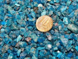 1 kg Apatita Azul Granulado Pra Orgonite REFF PA4729
