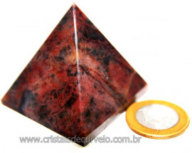 Pirâmide Sárdio Baseada Nas Medidas da Quéops Cod 101221
