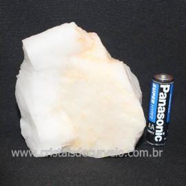 Quartzo Leitoso ou Branco Pedra Bruto Natural Cod 118654
