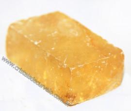 Calcita Ótica Bruto Pedra Rara Baixa Qualidade Cod 107613