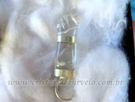10 Figa Pingente Mineral QUARTZO Cor CRISTAL ENVOLTO Prata 950