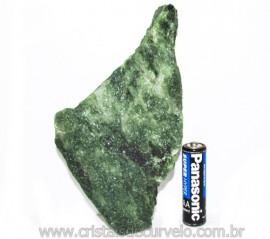 Epidoto Verde Filamento na Matriz Cristal Quartzo Cod 111189