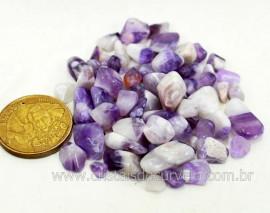 Chevron Miudo Pedra Rolado Pacotinho 20 Gr Mineral Natural