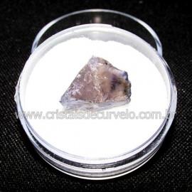 Safira D'Água Pedra Genuina P/ Coleçao no Estojo Cod 114728