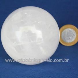Bola Cristal Comum Qualidade Pedra Uso Esoterico Cod 121658