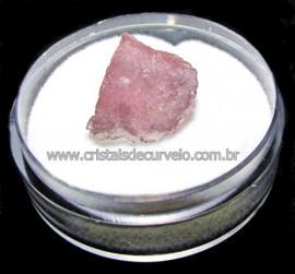 Fluorita No Estojo Ideal P/ Colecionador Exigente Cod 115387
