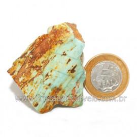 Turquesa Bruta Extra Pedra Natural Para Coleçao Cod 122812